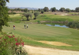 Golf Holidays - playing golf Italy