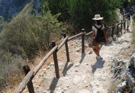 Hiking Siracusa - natural park Sicily