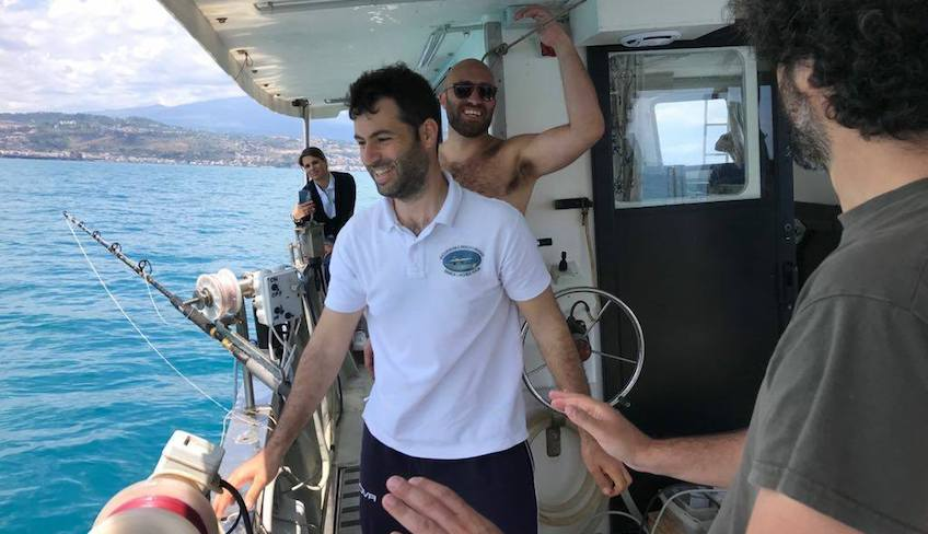Boating holidays Holiday in Sicily -Fishing holiday