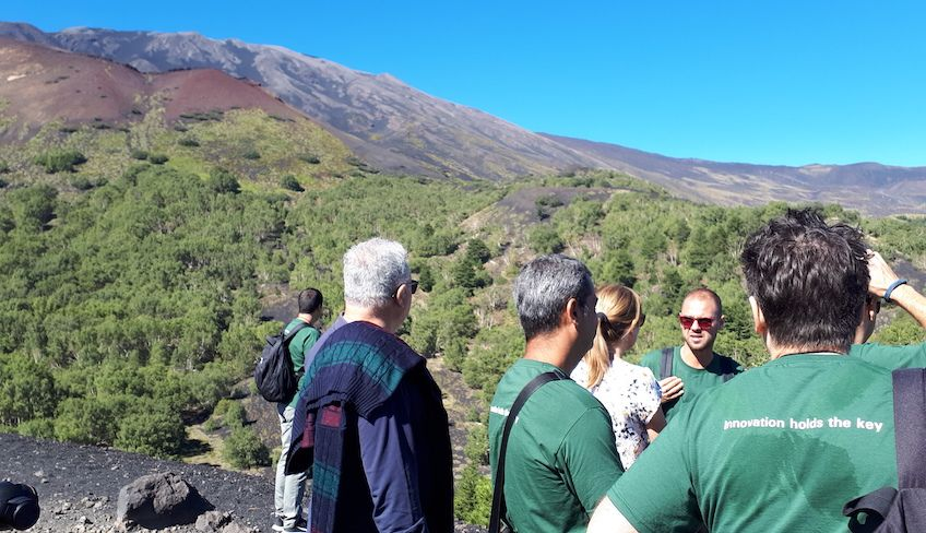 Visit Etna - travel adventure Sicily