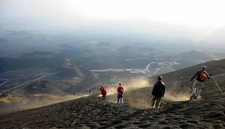 Visit Etna - trekking tour