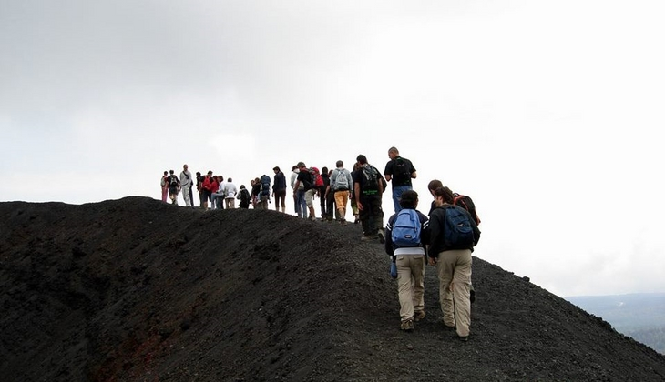 Nature Holiday in Sicily -Visit Etna
