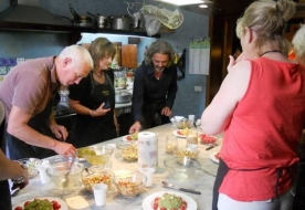 Cooking class in Italy - recipes Sicily