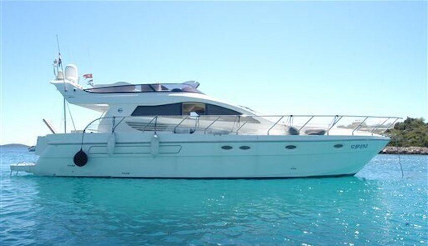 Cruise in Egadi - west of Sicily