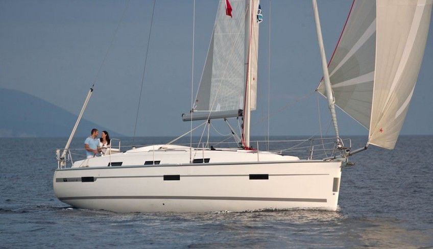Cruise in Egadi - rent a yacht