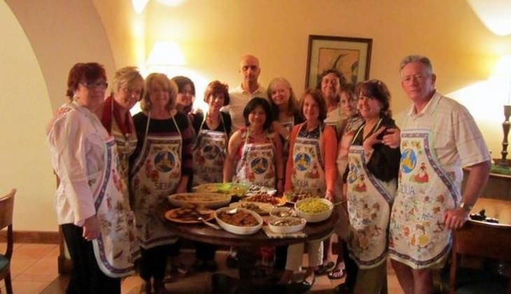 Visit Palermo - event in the kitchen
