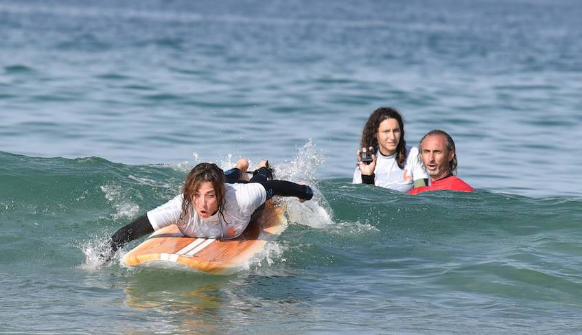 Sport & Adventure Holiday in Sicily -Surf Sicily