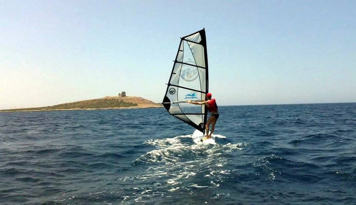 Sport & Adventure Holiday in Sicily -Windsurf Sicily