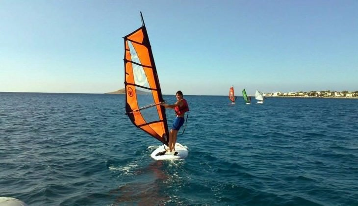 Windsurf Sicily - windsurf rent offer