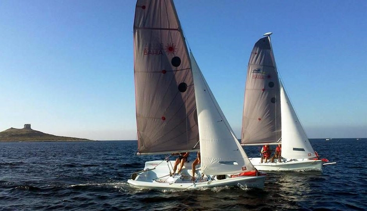 Boating holidays Holiday in Sicily -Sailing school Italy