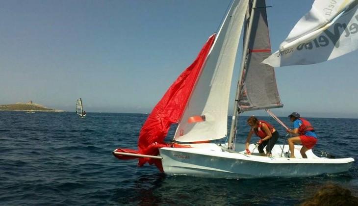 Sailing school Italy - school of sailing