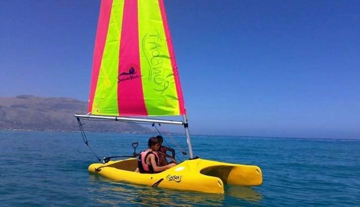 Cruise in Sicily -