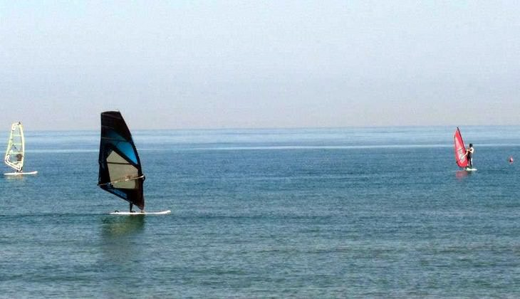 Windsurf in Sicily - rent windsurf