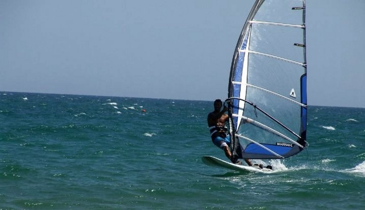 Sport & Adventure Holiday in Sicily -Windsurf in Sicily