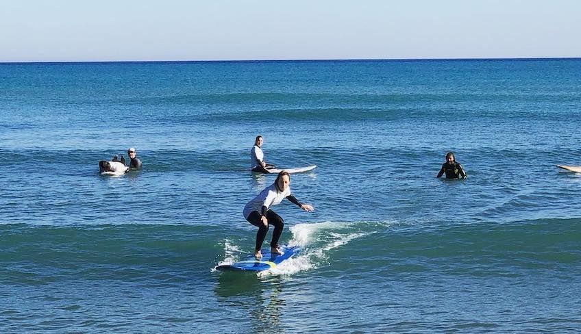 Windsurf in Sicily - rent windsurf