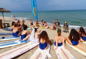 Sport & Adventure Holiday in Sicily - Surf in Sicily