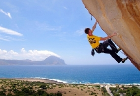 Free climbing in Italy - sicily climbing areas