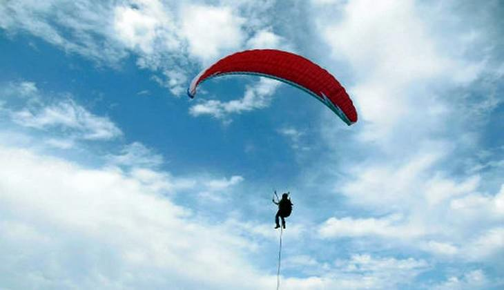 volo parapendio sicilia - outdoor activities sicily