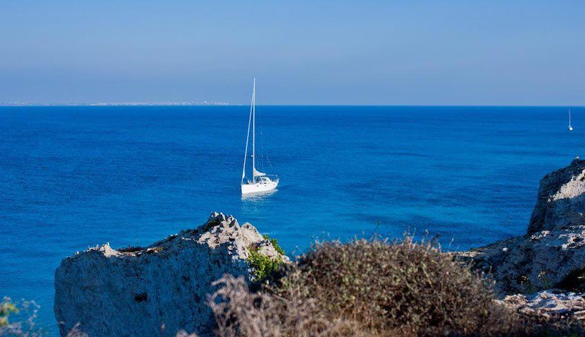 Cruise in Egadi - bareboat sailing sicily