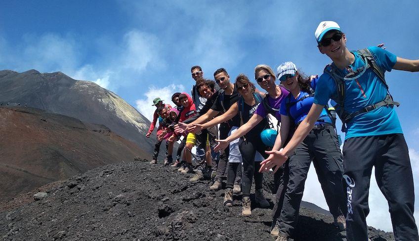 Funivia Etna - visit etna