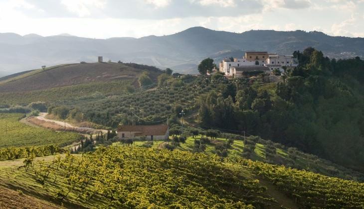 Resort Palermo - wine spectator sicily