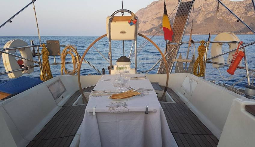 Boating holidays Holiday in Sicily -Hiking Palermo