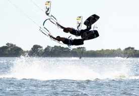 Sport & Adventure Holiday in Sicily -Kitesurf classes