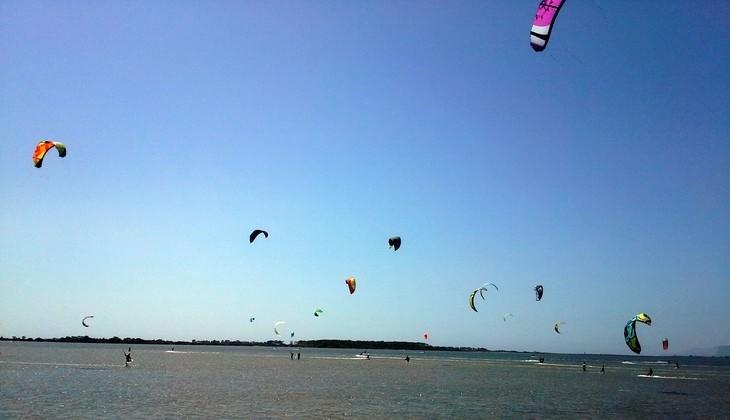 Kitesurf classes - kitesurf instructor