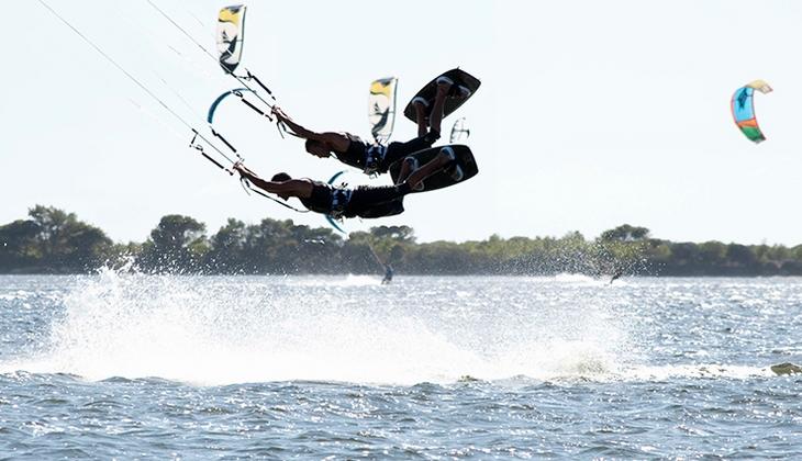 Sport & Adventure Holiday in Sicily -Kitesurf classes