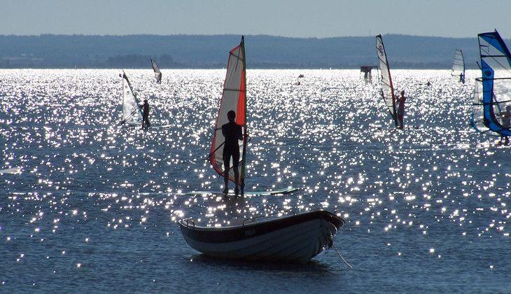 Windsurf Italy - windsurfing sicily italy