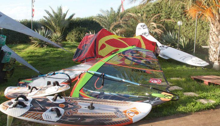 Windsurf Italy - windsurfing school sicily
