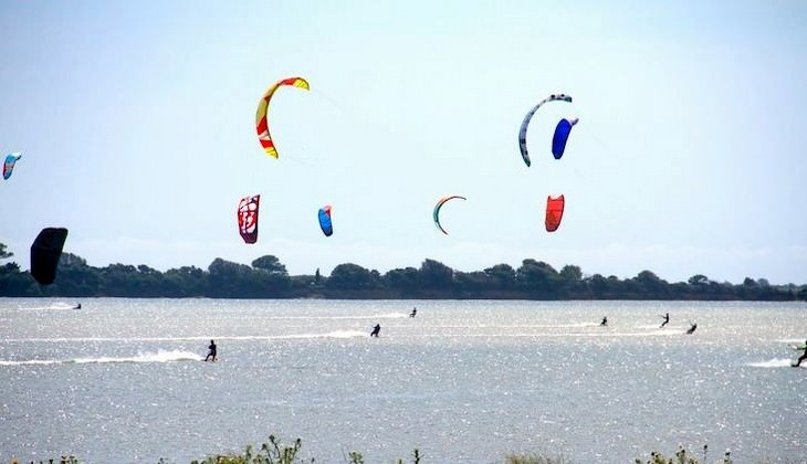 Windsurf Italy - windsurf holiday