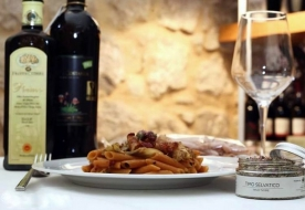 Cellars & Wineyards Holiday in Sicily -Dinner Ragusa