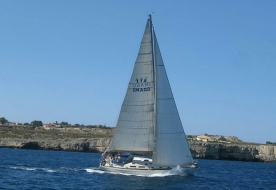 Sailing classes in Italy - learning to sail