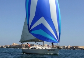 Sailing classes in Italy - sailing diploma