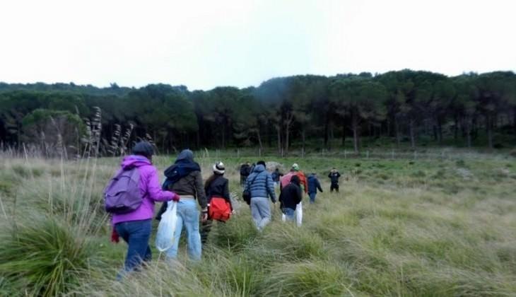 Park in sicily - walking holidays italy