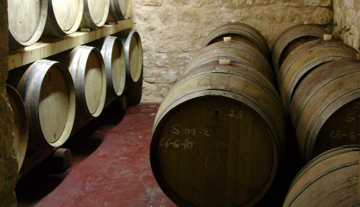 Cellars & Wineyards Holiday in Sicily -Cellar Ragusa