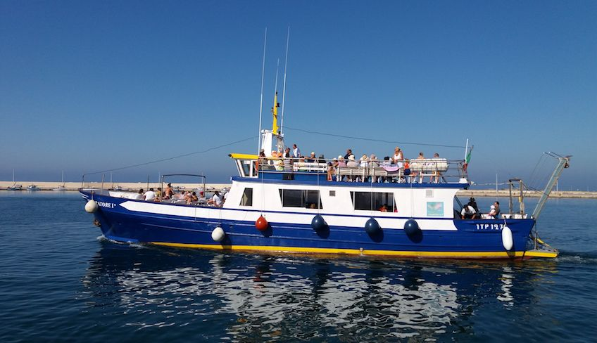 Cruise in Egadi - holiday boat