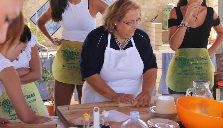 cooking classes in sicily -