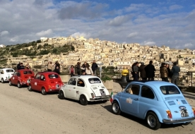 Visit Ragusa - old sicily