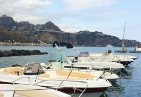 Boating holidays Holiday in Sicily -Hiking Taormina