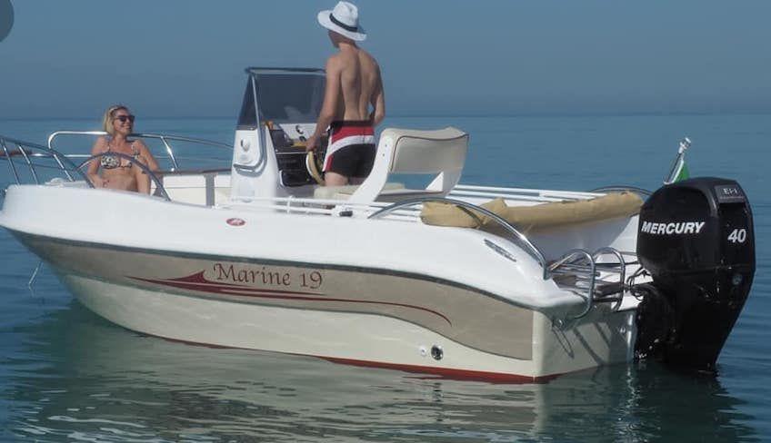 Hiking Taormina - taormina boat trips
