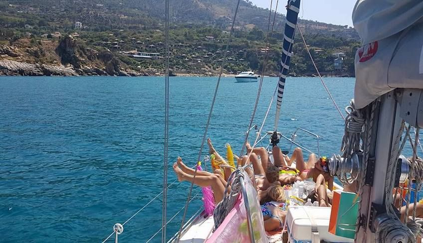 Cruise Palermo - boat trips