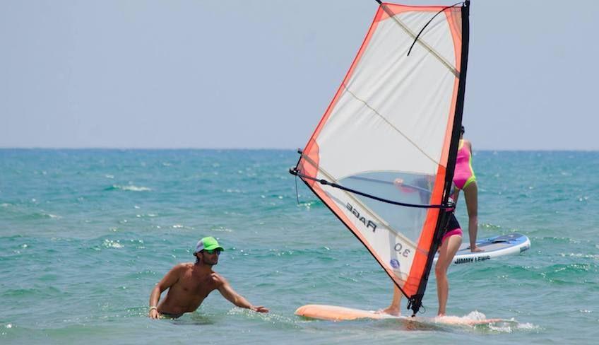Windsurf Ragusa  - sea sport