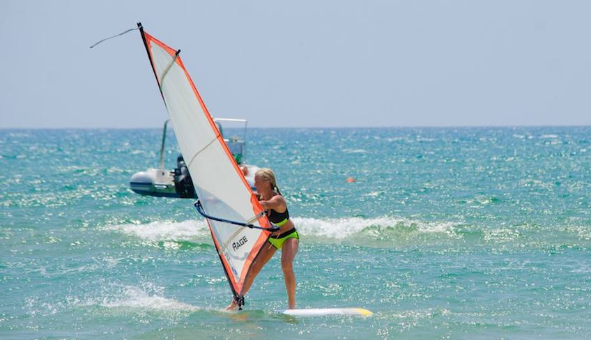 Sport & Adventure Holiday in Sicily -Windsurf Ragusa