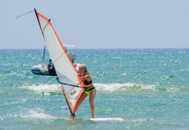 Windsurf Ragusa  - sea sport