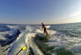 Wakeboard - water sport