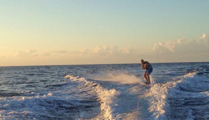 Wakeboard - water sport