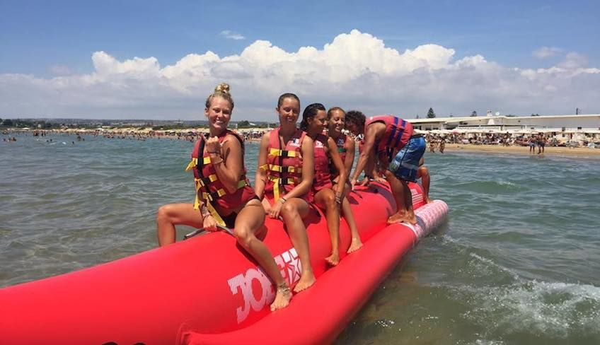 Banana Boat - water fun