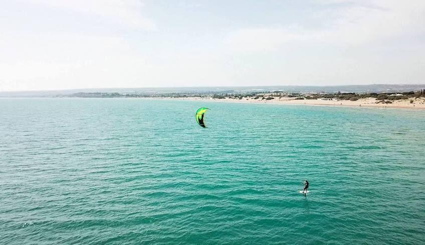 Visit Ragusa - kitesurfing school